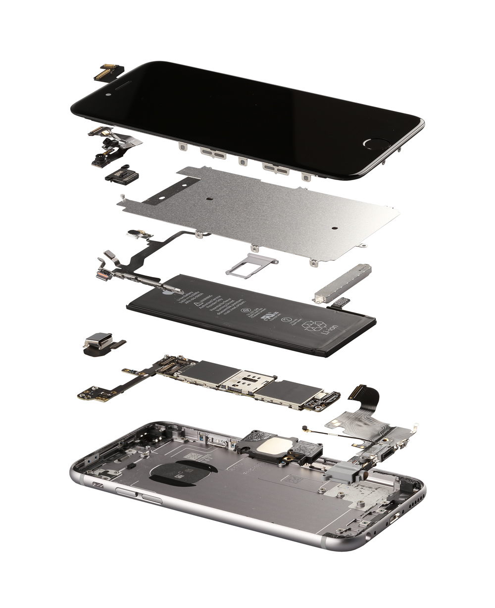 iPhone-6S-Exploded-View