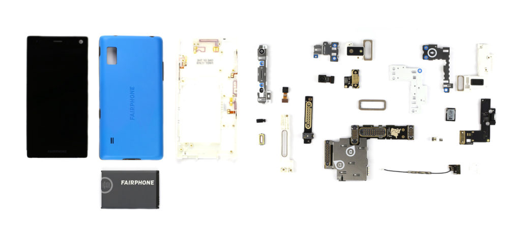 Teardown Fairphone 2