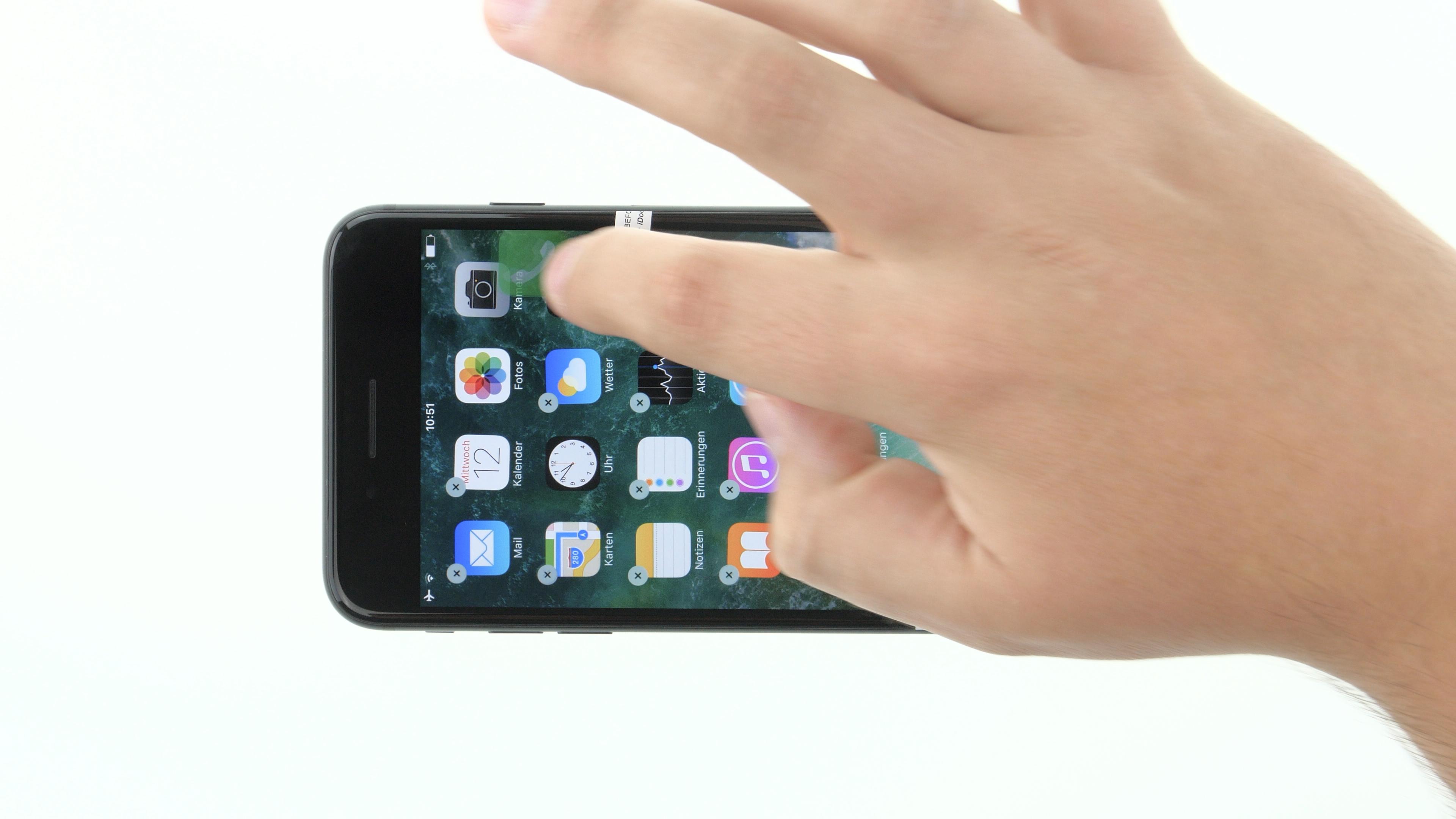Smartphone selbst reparieren - Tipp 10: Mache einen Funktionstest