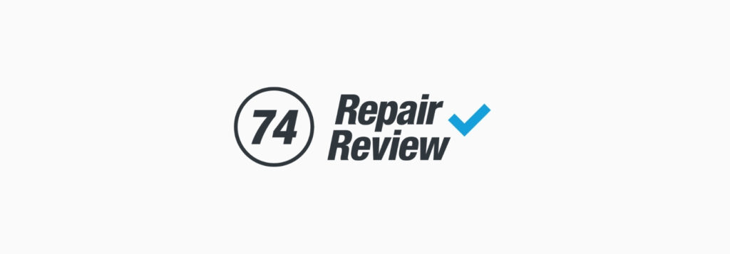 Das Ergebnis der Repair Review