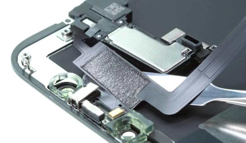 Hörmuschel iPhone 11 Pro