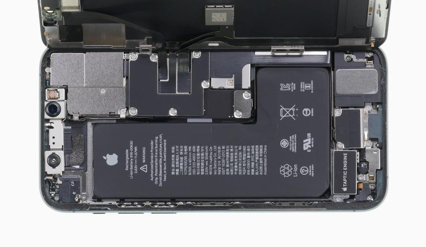 Innenaufbau iPhone 11 Pro