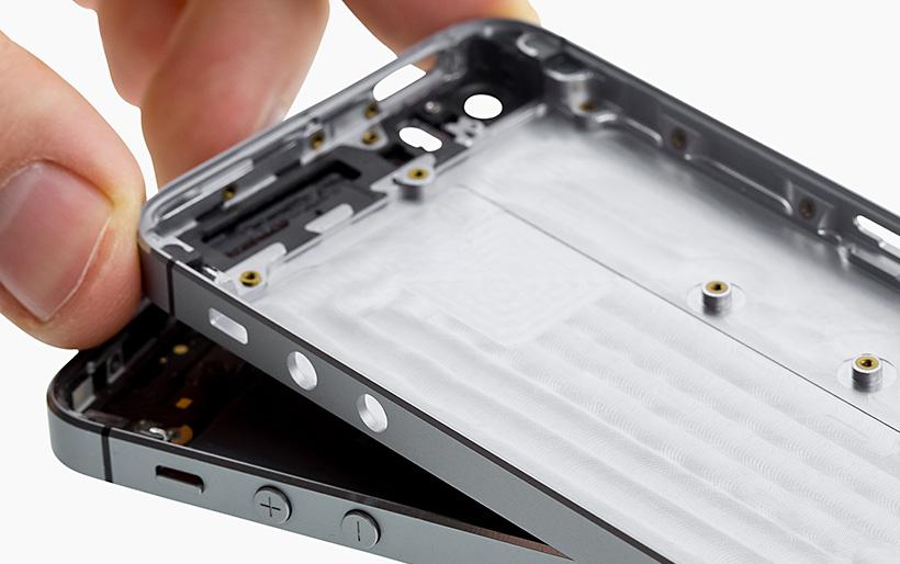 Iphone Se Sim Karte Einlegen.Apple Iphone Se Austausch Des Backcovers Anleitung Idoc