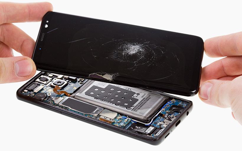 Samsung Galaxy S9 Display Tauschen