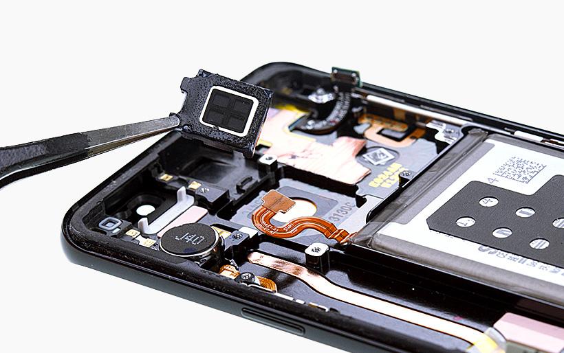 Samsung Galaxy S9 - Replace earpiece repair guide - iDoc