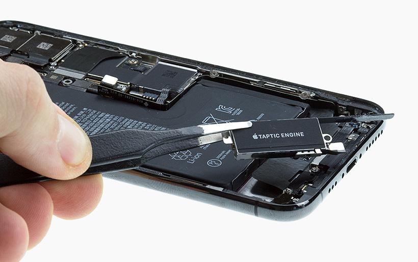 Image result for Vibration Motor Flex Cable Bracket For iPhone