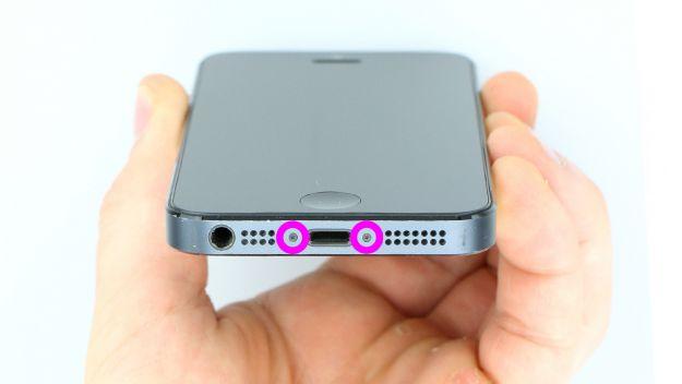 Guide de réparation de l'écran de l'iPhone 5