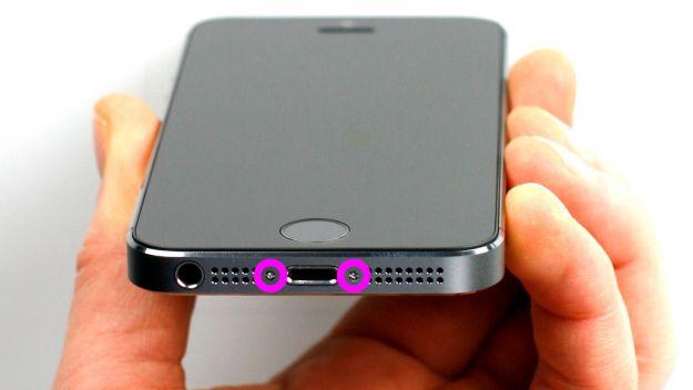 Guide de réparation de la batterie de l'iPhone 5s