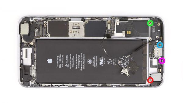 iphone 6s geht aus bei 20 akku