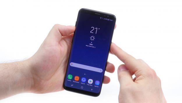 Guide de réparation de l'écran du Samsung Galaxy S8