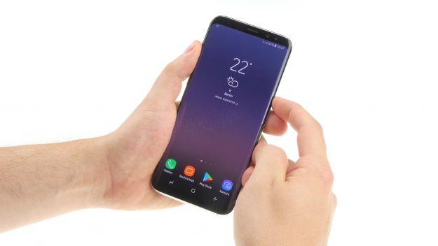 Guide de réparation de la batterie du Samsung Galaxy S8+