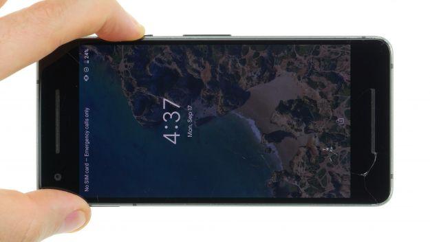 Guide de réparation de l'écran de Google Pixel 2