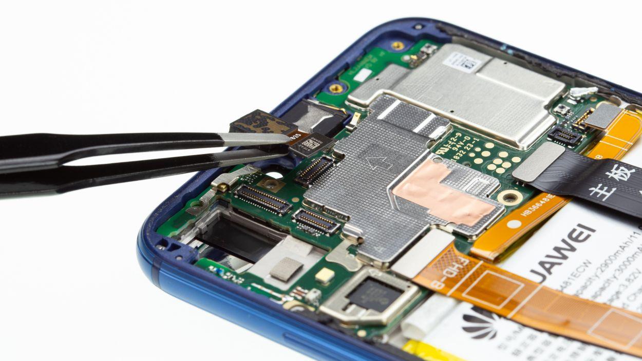 Huawei P20 lite screen repair guide   iDoc