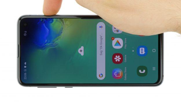 Guide de réparation de l'écran du Samsung Galaxy S10e